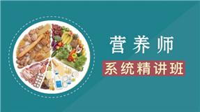 公共营养师-系统精讲班